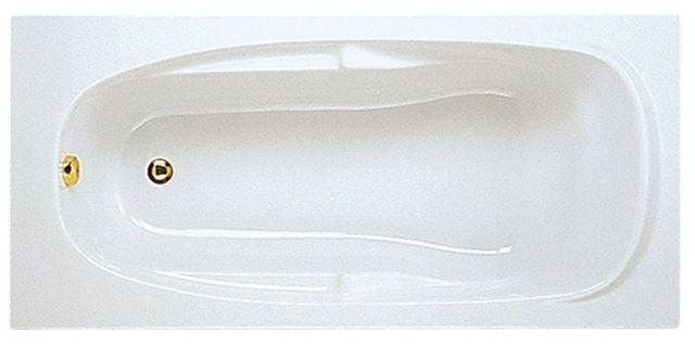 Sanotechnik Mallorca 170 x 80 cm testformájú egyenes kád
