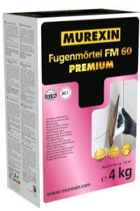 Murexin FM 60 Premium Fugázó Krókusz / Crocus 4 Kg