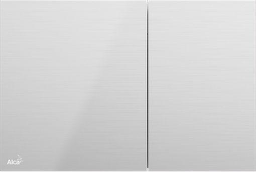 e807e13bf6 Alcaplast Air Inox Nyomólap falsík alatti rendszerekhez (Rozsdamentes acél)