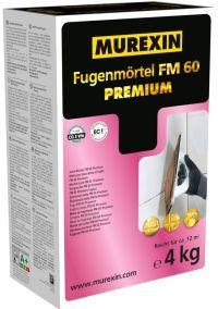 Murexin FM 60 Premium Fugázó Bazalt / Basalt 4 Kg